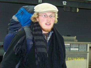 Departure Jan. 14, 2010