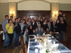 friends at L'abri England