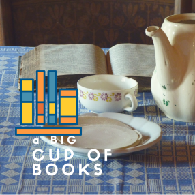 a big cup of books insta image